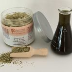 Hemp Seed Body Scrub