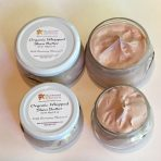 Organic Whipped Shea With Bronzer